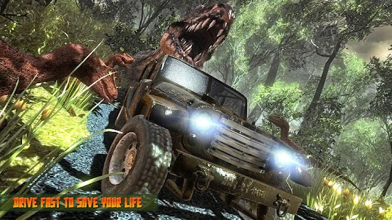 Game Super Dinosaur Shooting Park APK for Kindle