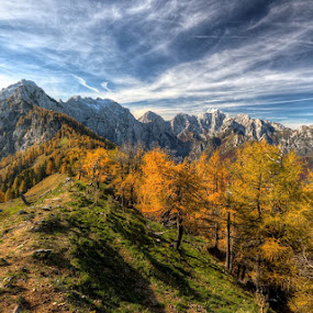 Strelovec by Boštjan Peterka - Landscapes Mountains & Hills