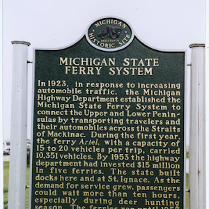 Michigan State Ferry System / Michigan State Car Ferries