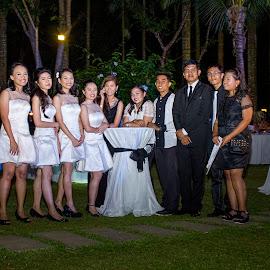 by Ohmz Pineda - Wedding Reception