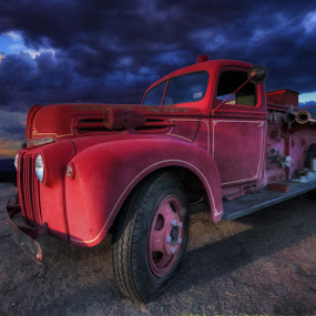 by Bill Hutson - Transportation Automobiles