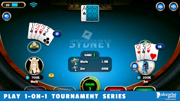 BlackJack 21 Pro 1135044 APK screenshot thumbnail 2