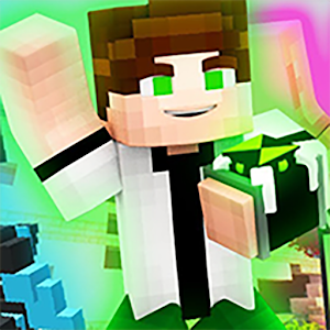 Skin Ben10 For MCPE For PC
