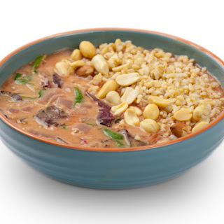 African Chicken Peanut Soup Recipes