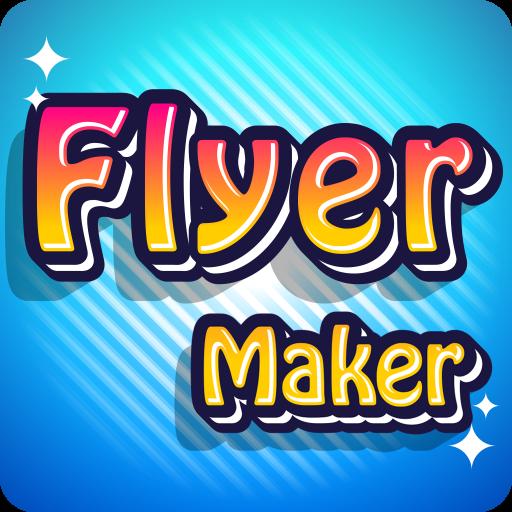 Flyer Maker, Poster Maker, Graphic Design APK Cracked Download