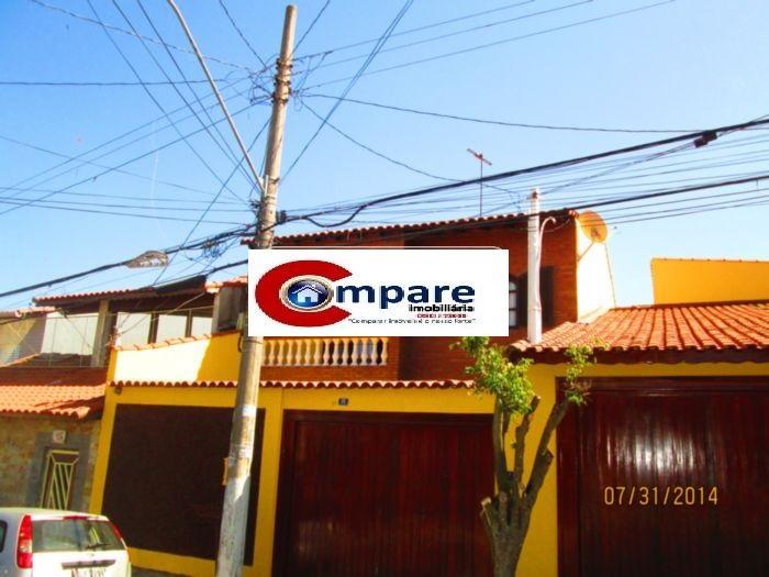 Casa 3 Dorm, Jardim Palmira, Guarulhos (SO1320)