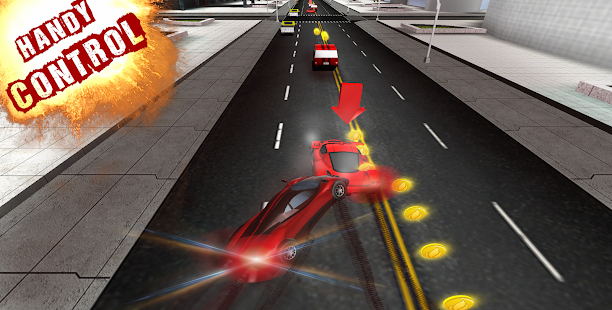 Police Car Driving 3D - screenshot