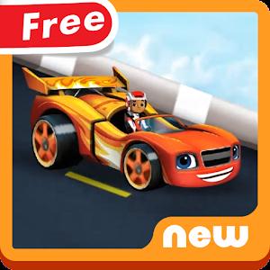 Blaze Race The Skytrack Free Online PC (Windows / MAC)