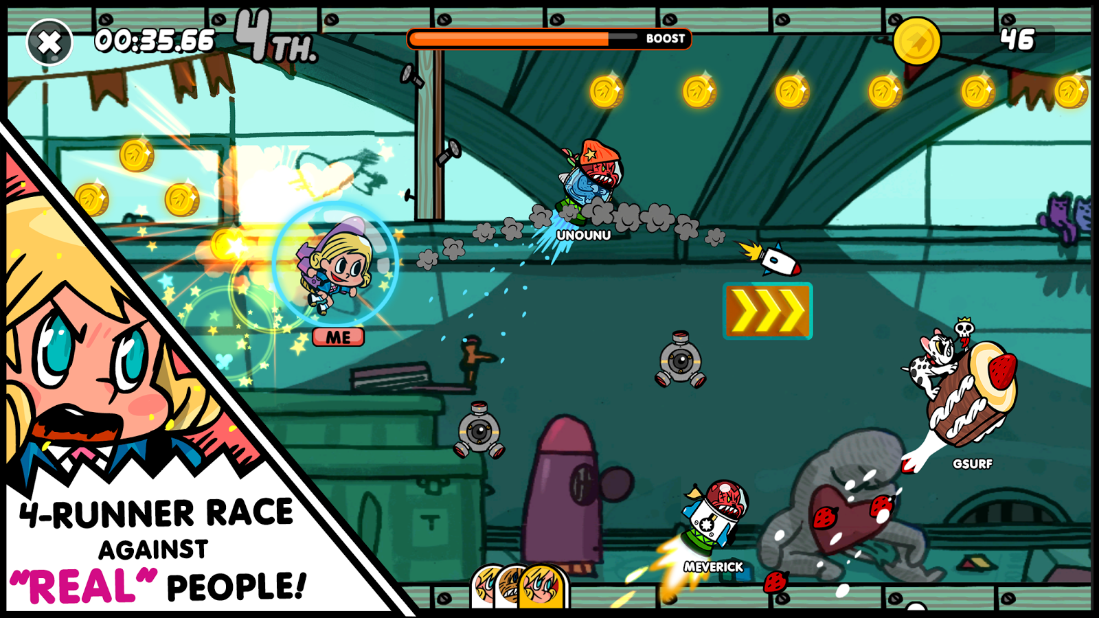 Toy Race Screenshot 1