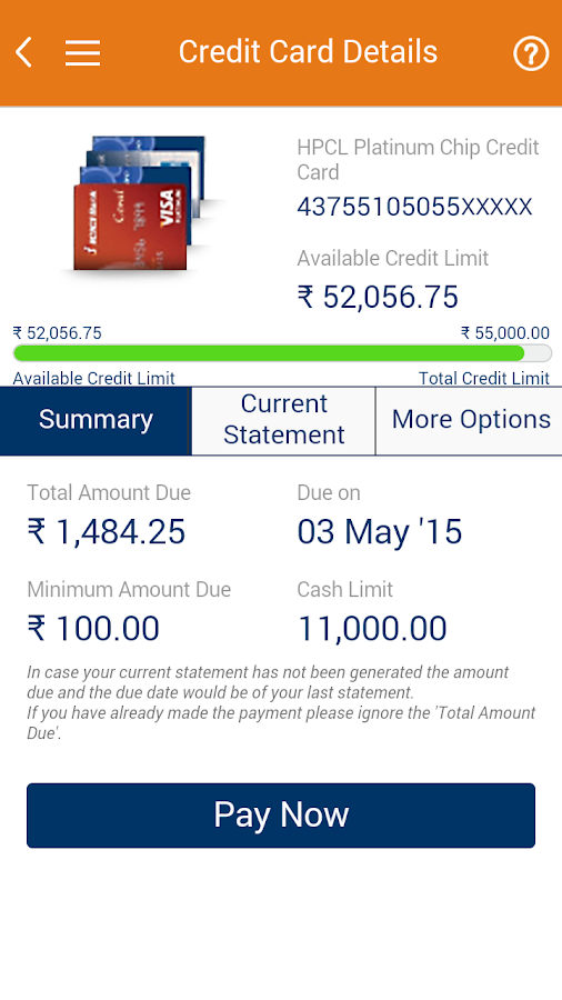 ICICI Mobile Banking - iMobile Screenshot 3