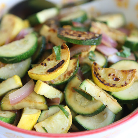 Sauteed Cilantro Lime Vegetables