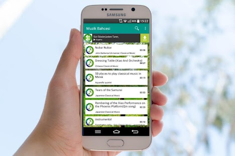 App Music Garden APK for Windows Phone