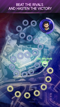 Air Hockey Space Arena APK screenshot thumbnail 3