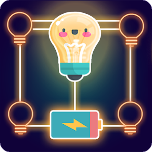 Light On: Line Connect Puzzle For PC (Windows & MAC)