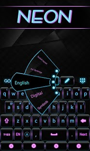 Neon-GO-Keyboard-Theme 2