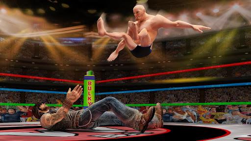 World Wrestling Revolution War screenshot 2
