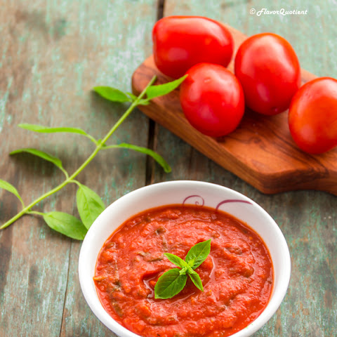 How to make Marinara Sauce... The Classic Italian Red Sauce for Pasta, Pizza & More