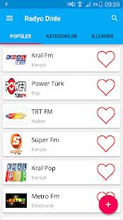 Radyo Dinle - Tüm Radyolar APK for Bluestacks