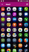 Screenshot of MeeUi HD - ICON PACK