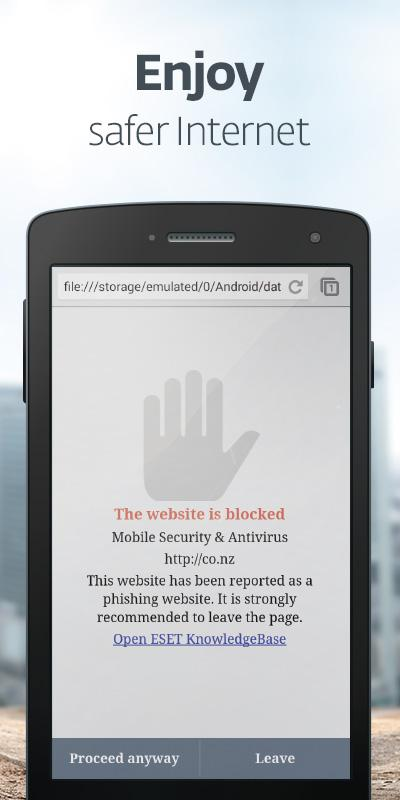 Mobile Security & Antivirus Screenshot 6