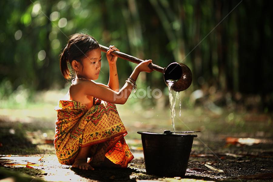 PuTRie by Dody Hariawan - Babies & Children Children Candids