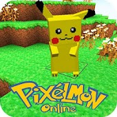 Pixelmon craft story: mode PE