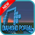Diamond Portal For MCPE, APK Image