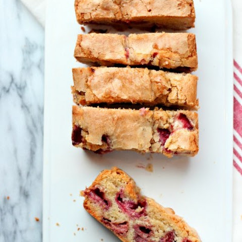 Strawberry Bread from Saveur