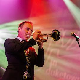 Jazz in Duketown 2015 by Edzo Boven - People Musicians & Entertainers ( concerts, music, 2015, jazz, pentax, jazz in duketown, pentax k-5iis )
