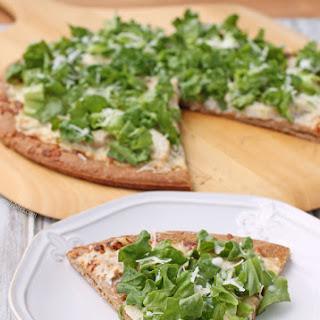 Chicken Caesar Salad Pizza Recipes