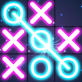 Game Tic Tac Toe Glow - Fidget Spinner APK for Windows Phone