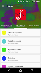 Soffio Vitale - screenshot