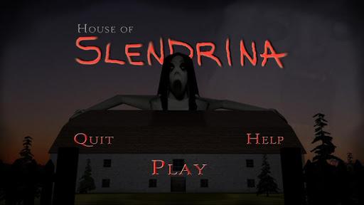 House of Slendrina (Free) screenshot 1