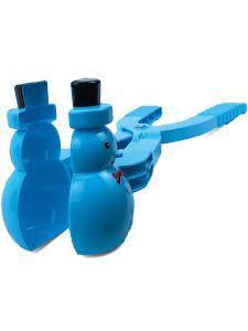 """Форма для лепки снега серии """"Город Игр"""", снеговик XL, голубой"""