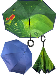 "Зонт ""Принт"", 8782"