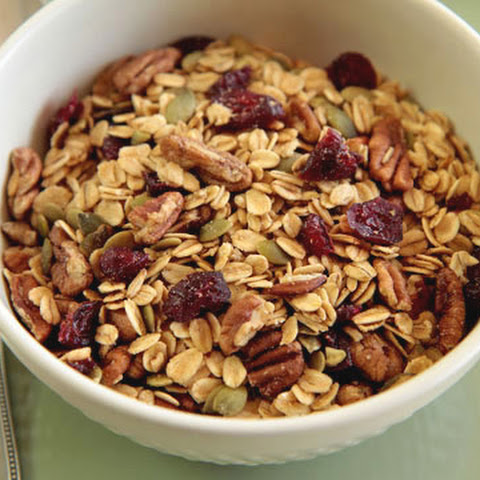 Thanksgiving Granola