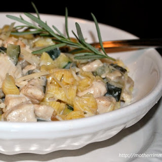 Chicken Casserole With Sour Cream Sauce Recipes