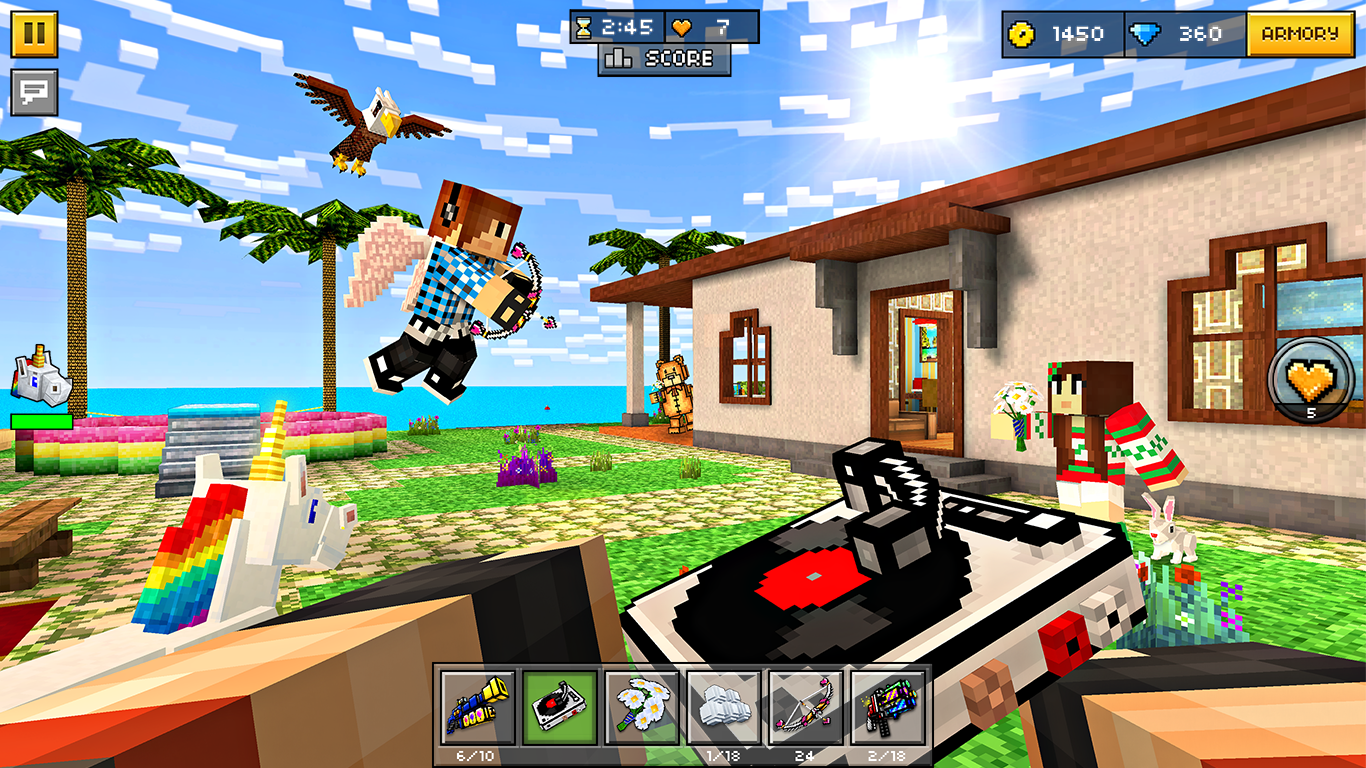 Pixel Gun 3D (Pocket Edition) Screenshot 3
