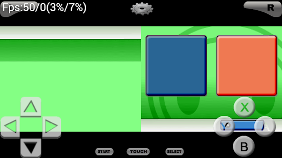 NDS Boy! NDS Emulator Screenshot