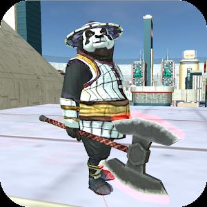 Panda Superhero For PC