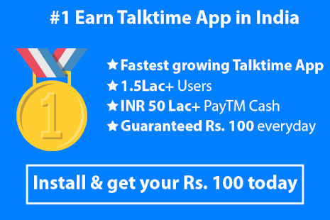 App Earn Talktime™ - InstaCash APK for Windows Phone