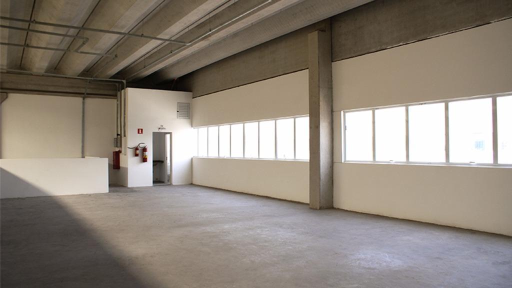 Galpão industrial para locação, Mbigucci