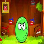 Green Ball Game Adventure