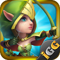 APK Game Castle Clash for BB, BlackBerry