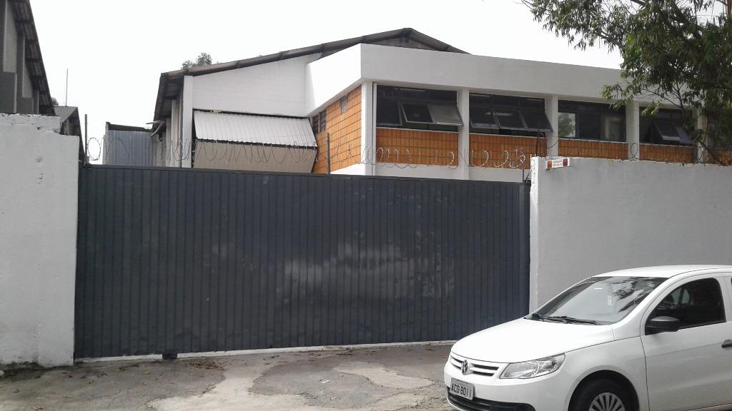 Guarulhos / Cumbica - Galpão Comercial 1.220m² na Rua Sanclerlandia para Locação.