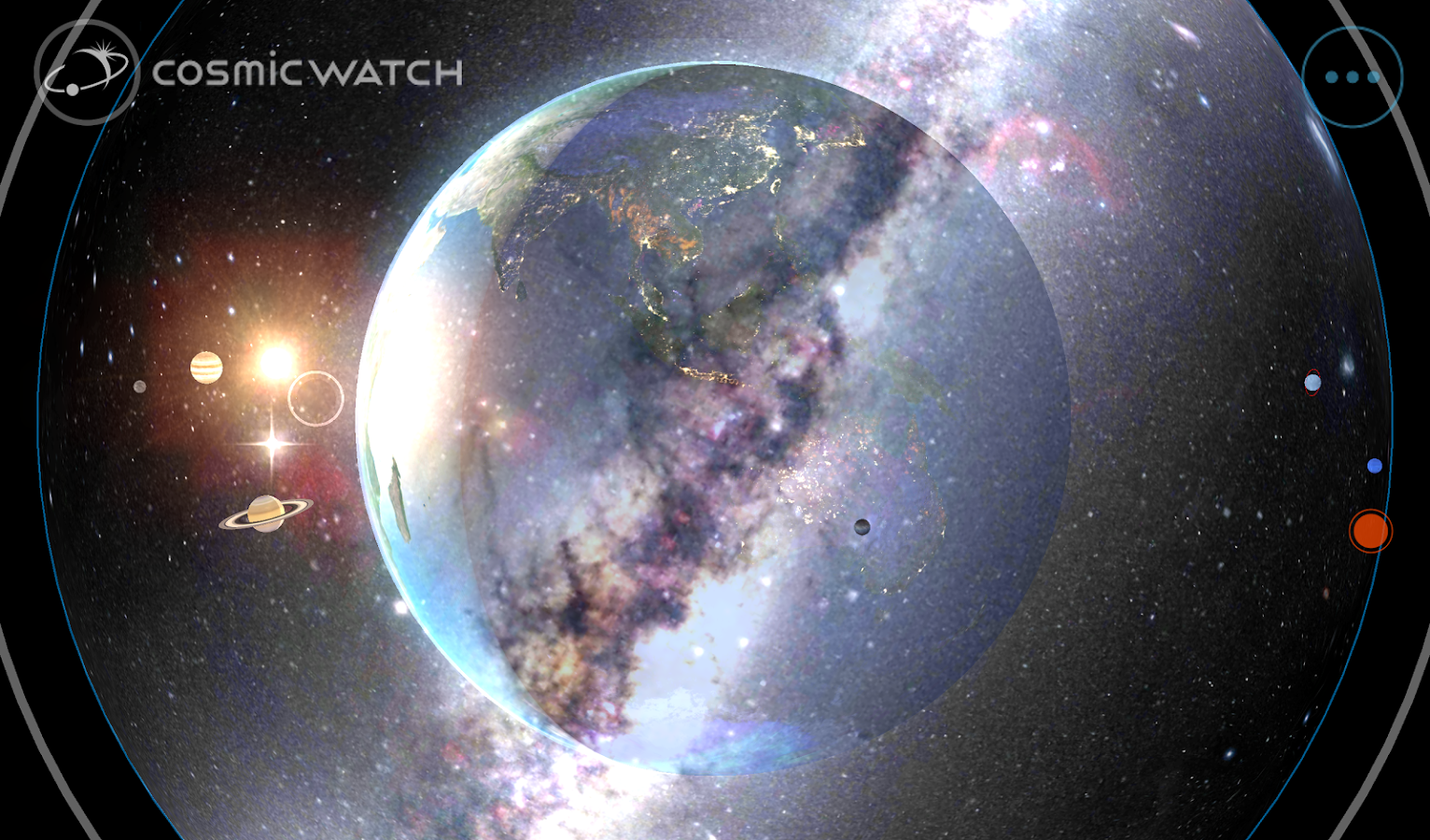 Cosmic-Watch Screenshot 15