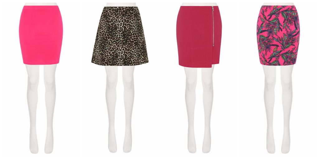 80s Skirts