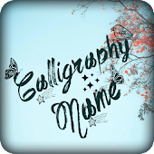 Calligraphy Name Art
