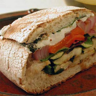 Vegetable Sandwich Fillings Recipes