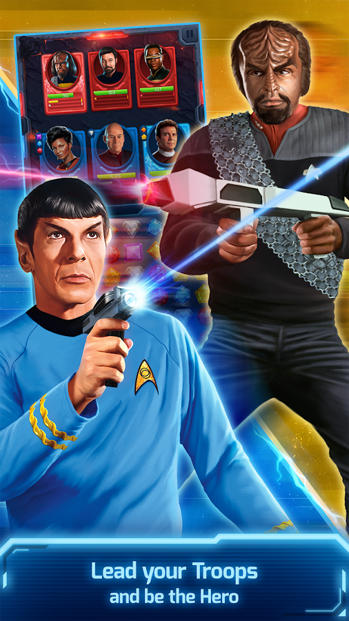 Star Trek ® - Wrath of Gems Screenshot 3